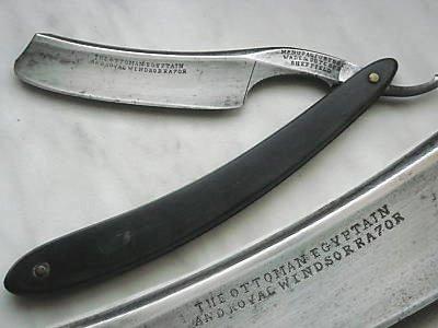 Dating wade butcher straight razor — photo 13